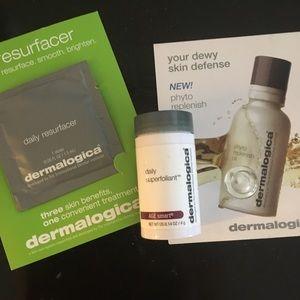 Dermalogica deluxe samples